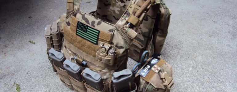 best plate carrier vest